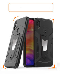 Discount samsung j7 mobile - Magnetic Kickstand Hybrid Cell Phone Cases For Iphone XS Max XR Redmi Note 7 Samsung galaxy S10 Plus J7 2018 Armor Mobil