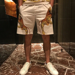 Discount popular clothing brands men - BH04966 Hot sale New Fashion 2019 Casual Shorts Popular famous Brand Fashion Design Party style Men's Clothing