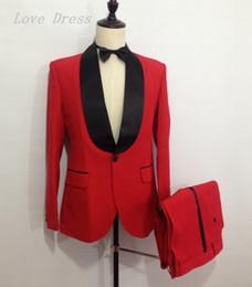 SuitS Smoking online shopping - Classic Shawl Lapel tuxedos groom wedding men suits mens wedding suits tuxedo costumes de smoking pour hommes men Jacket Pants Tie