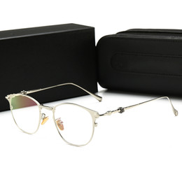 Discount frames for rimless glasses - Excellent Quality Fashion Designer Sunglasses Semi Rimless Sun Glasses For Mens Womens Gold Frame Green Glass Lenses Wit