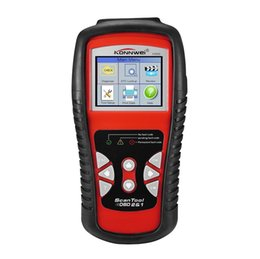 CheCk engine Code reader online shopping - Car OBD2 Scanner Diagnostic Tools Auto Scan Real time Fault Error Code Reader Check Engine Vehicle V Battery Tester