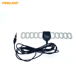 $enCountryForm.capitalKeyWord Australia - FEELDO Car 12V Internal Digital Antenna AM FM Auto Raido Antenna Aerial Signal Enhanced Antenna #3632
