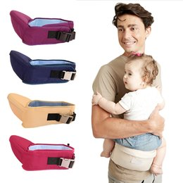 Stool Shipping Australia - Carrier Stool Walkers Baby Sling Hold Waist Backpack Hipseat Belt Kids Infant Hip Seat Drop Shipping Y190522