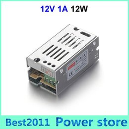 12w 12v power supply UK - 110V 220V Best Quality Voltage Transformer 12W 12V 1A Switch Power Supply Switching Driver Adapter for Led Strip Light Display