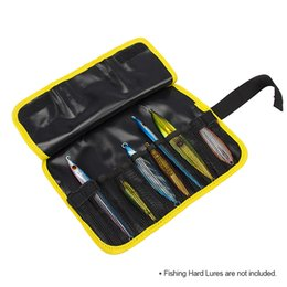 $enCountryForm.capitalKeyWord UK - Fishing Lures Bag Jigging Bag Water Resistant PVC Fishing Baits Tools Accessories Storage Organizer Pesca #754849