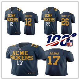 aaron rodgers jersey xl UK - Green Bay