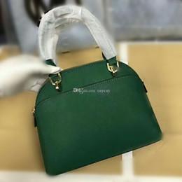 $enCountryForm.capitalKeyWord Canada - 2019 new high quality handbag designer cross grain Genuine Leather shell chain bag Shoulder Messenger Bag casual tote Free shipping