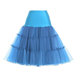 Body Tutu Australia - Petticoat Skirt Retro Boneless Body wedding Gauze Dress Women Solid Color Tutu Puff