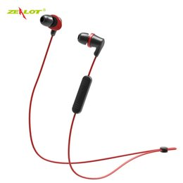auriculares microphone bluetooth UK - ZEALOT H11 Bluetooth Earphones with Microphone Auriculares Bluetooth Headset for xiaomi airdots vs bluedio TN Sports earphone