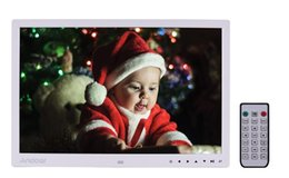 Picture frames led lights online shopping - 12 Inch Digital Photo Frame HD x800 LED Back light Electronic Album Picture Music Video Good Gift brand new