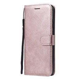 $enCountryForm.capitalKeyWord Australia - For Huawei P30 Pro Case Flip Cover Wallet Stand Pure Color PU Leather Mobile Phone Bags Coque Fundas
