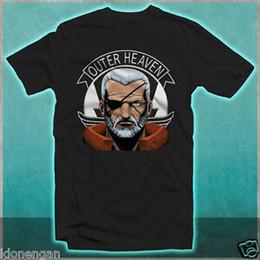 T Gear NZ - Outer Heaven Mercenaries Naked Snake Diamond Dogs Metal Gear Games T-shirt S-5XL