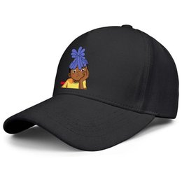 Cartoon Baseballs Australia - Adjustable Fits Men Women ball cap XXXTentacion Cartoon designer baseball hats Dance hats 100% Cotton
