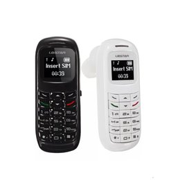 Card 512m online shopping - l8star BM70 mini phone bluetooth Dialer headphones headset Stereo Bass earphone SIM Card Dial Call mini mobile phones for kids