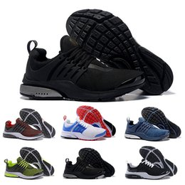 christmas gift shoes NZ - New Arrive Presto Men High Top Running Shoes Christmas Gift Presto Ultra Sneakers Tennis Jogging Shoes Outdoor Sport Shoes