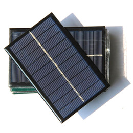 Solar Panel Systems Wholesalers Australia - BUHESHUI 1.4W 5V Solar Cell Module Solar Panel Charger For 3.7V Battery System 122*77MM Polycrystalline Epoxy 5pcs Free Shipping