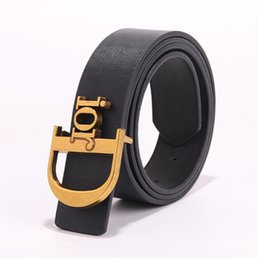 $enCountryForm.capitalKeyWord Australia - Hot Fashion Mens womens Business Belts Luxury Ceinture model Buckle Genuine Leather Belts For Mens womens Waist Belt as gift 233