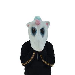 $enCountryForm.capitalKeyWord UK - Fashion Latest Design Unicorn Head Masks Face Mascot Masks Animal Head Masks