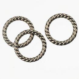 $enCountryForm.capitalKeyWord Australia - close jump rings scarf make diy handiworks circle weave narrow silver metal woman bijoux parts suppliers jewellery components 22*2mm 100pcs