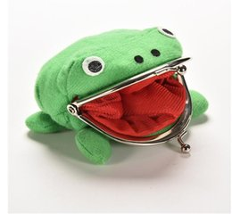 $enCountryForm.capitalKeyWord Australia - 2016 New Arrival Frog Wallet Anime Cartoon Wallet Coin Purse Manga Flannel Cute purse Naruto Coin holder