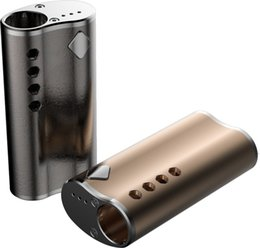 $enCountryForm.capitalKeyWord Australia - LVSmoke Elfin Pro Box Mod 650mAh Vape Battery Kit Preheat Vape Box Mod For All 510 Thick Oil Cartridge