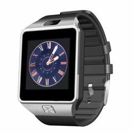 $enCountryForm.capitalKeyWord NZ - Smart Watch For Men Smartwatch DZ09 Bluetooth Connect Watch Men's Clock Android Phone Call SIM TF Card for iPhone Samsung HUAWEI