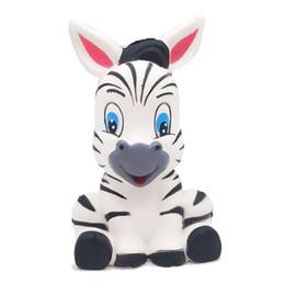 $enCountryForm.capitalKeyWord UK - Zebra Horse Squishy Slow Rising Jumbo Animal Soft Squeeze Toy Charms Cake Bread Kid Antistress Toys 13*8CM YH1708