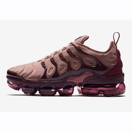 Usa Games Australia - 2019 New listing Smokey Rainbow MauveTN Plus Running shoes Fades Blue Rainbow Game Royal USA Mens Designer sneakers Outdoor sports shoes-546