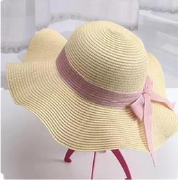 $enCountryForm.capitalKeyWord Australia - 2019 Hot selling breathable straw woven sun hat classic high quality retro female bone buckle hat outdoor sports sun hat