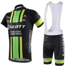$enCountryForm.capitalKeyWord NZ - New Tour de France SCOTT team Cycling long Sleeves jersey (bib) pants sets mens summer quick-dry Clothing maillot Ropa Ciclismo Hombre