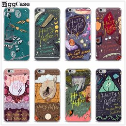 iphone case harry potter Canada - Case For Iphone 7 Harry Potter Soft Silicone Phone Case For Iphone 6 5 5s Se 6s 6plus 6splus 7plus 8 8plus X