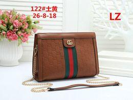 Wholesale ggg 122 LZ Best price High Quality handbag tote Shoulder backpack bag purse wallet