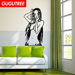 $enCountryForm.capitalKeyWord Australia - Decorate Home girl belle cartoon art wall sticker decoration Decals mural painting Removable Decor Wallpaper G-2173