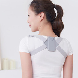 Wholesale New Youpin Hi+ Intelligent Posture Belt Smart Reminder Correct Posture Wear Breathable Intelligent Posture Belts