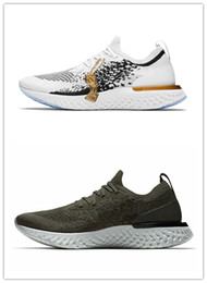 e11bece9a Art of Champion Copper Flash Epic React Running Shoes Trainers Mens Racing  Runner Men Women Personality Trainer Comfort sports sneakers 8b