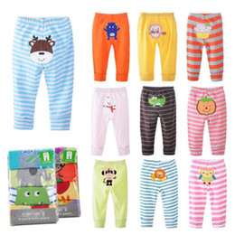 $enCountryForm.capitalKeyWord NZ - Baby Girl Leggings Popular Baby Pant Tights Baby Girls Boys Leggings Busha PP Pants Wear Children's Leggings Tights