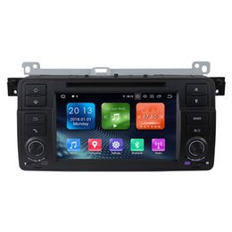 bmw series dvd player UK - Zhuohan 7 Inch HD Android Car DVD Player for BMW 3 Series E46 M3 with Bluetooth GPS(AD-L7061)