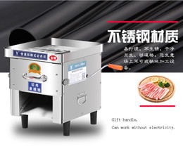$enCountryForm.capitalKeyWord Australia - 2018 New Arrival 150KG H Commercial Slicer Cutter Machine Desktop Electric Meat Cutting Slicing Machine Price
