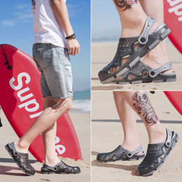 $enCountryForm.capitalKeyWord Australia - Charming2019 Sandals Man Beach Sandal Slippers Eva Speed Interference Water Shoes