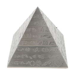 $enCountryForm.capitalKeyWord UK - Antique Vintage Pyramid Design Jewelry Storage Box Case Home Decor Ornaments