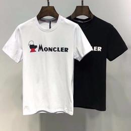 $enCountryForm.capitalKeyWord Australia - 2019 new sports T-shirt men's sweat-absorbent breathable cotton fitness clothes fashion high-end shirt summer 616 ID6017