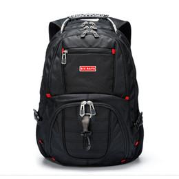 "$enCountryForm.capitalKeyWord NZ - Brand Swiss Computer Backpacks Anti-theft Backpack Waterproof Bags for Men Women Laptop 15""Backpack External USB Charge"