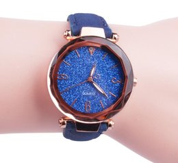 $enCountryForm.capitalKeyWord Australia - 2019 new foreign trade leather star watch ladies watch manufacturers wholesale