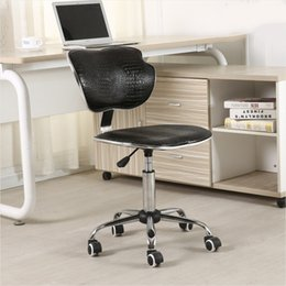 $enCountryForm.capitalKeyWord Australia - Factory direct sales creative lift conference room office chair home rotating black and white computer chair