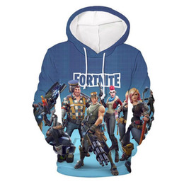 $enCountryForm.capitalKeyWord NZ - 2019 New Sweatshirts For girls and boys Gta 5 Game Cartoon Hoodie men Casual 3D Print Colorful Girls Streetwear