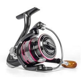 $enCountryForm.capitalKeyWord Australia - Fishing Reel All Metal Spool Spinning Reel 8KG Max Drag Stainless Steel Handle Line Spool Saltwater Fishing Accessories