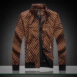 Wholesale mens long coat styles resale online - 2020 New Style Designer Men Jacket Winter Luxury Coat Men Women Long Sleeve Outdoor wear Mens Clothing Women Clothes medusa Jacket M XL