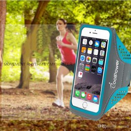 $enCountryForm.capitalKeyWord Australia - Professional Waterproof Sport Armband Arm Band Case For iPhone 7 6 6S 7 Plus Warkout Running Gym Cell Phone Accessories Cover Bags Handbags