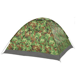 $enCountryForm.capitalKeyWord Australia - Tent Single-story Double Camouflage Tent Travel Essential Windshield Rain 2 People Leisure Family Outdoor Camping Tent