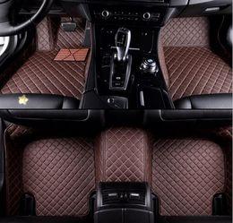 Discount peugeot specials - New standard For Peugeot 307-2004-2013 Special stereotypes luxury floor mats, waterproof, easy to clean, waterproof car